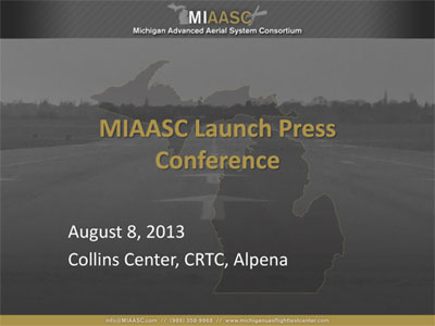 NMUASC Press Conference